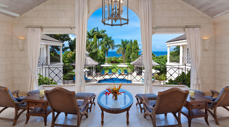 Illusion villa in Sugar Hill, Barbados