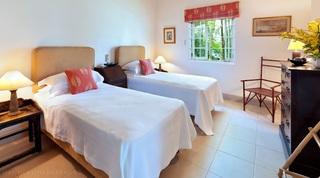 Jamoon villa in Sandy Lane, Barbados