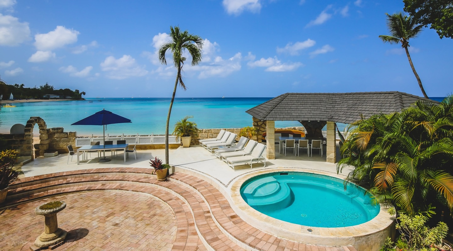 Landfall House villa in Sandy Lane, Barbados
