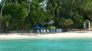 Landmark House villa in Sandy Lane Beach, Barbados