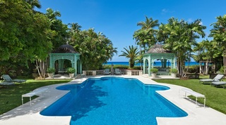Leamington Pavilion villa in Speightstown, Barbados