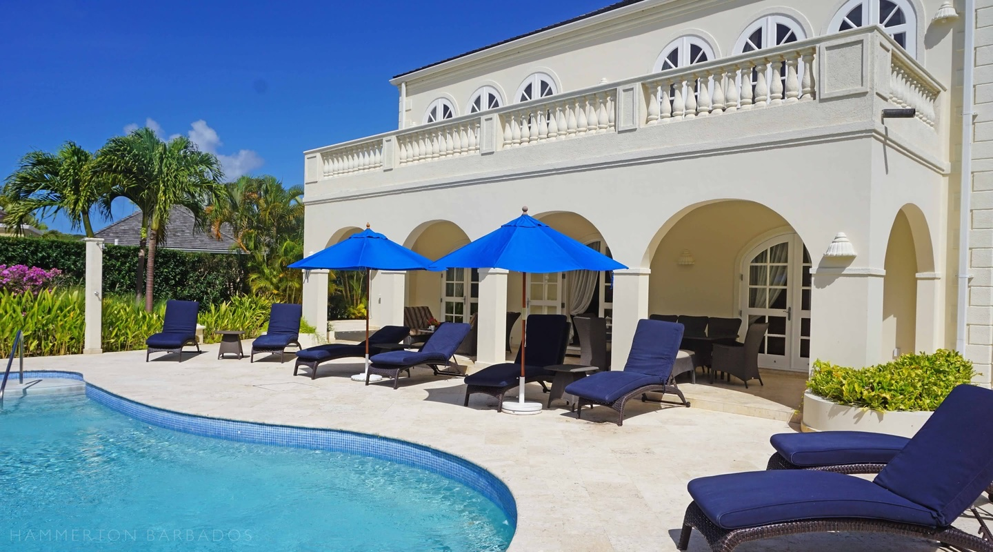 Mahogany Drive 8 - Golden Brown villa in Royal Westmoreland, Barbados