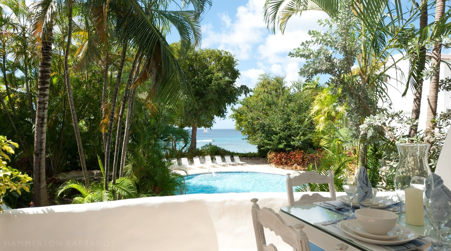 Merlin Bay - Gingerbread villa in The Garden, Barbados
