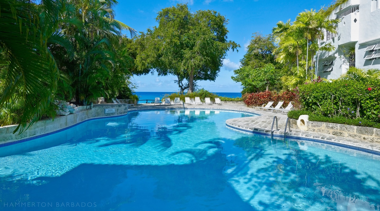 Merlin Bay No. 6 - Firefly villa in The Garden, Barbados