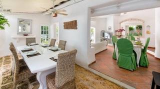 Merlin Bay - Secret Garden villa in The Garden, Barbados