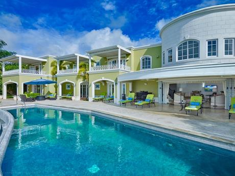 Monkey Hill villa in Sugar Hill, Barbados