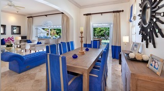 Moon Dance villa in Sandy Lane, Barbados