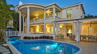 New Mansion villa in Paynes Bay, Barbados