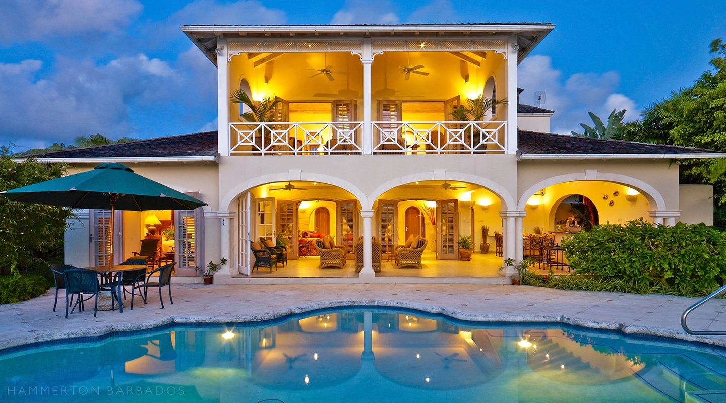 Oceana villa in Sugar Hill, Barbados