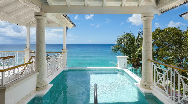 Old Trees 302 - Penthouse La Mirage villa in Paynes Bay, Barbados
