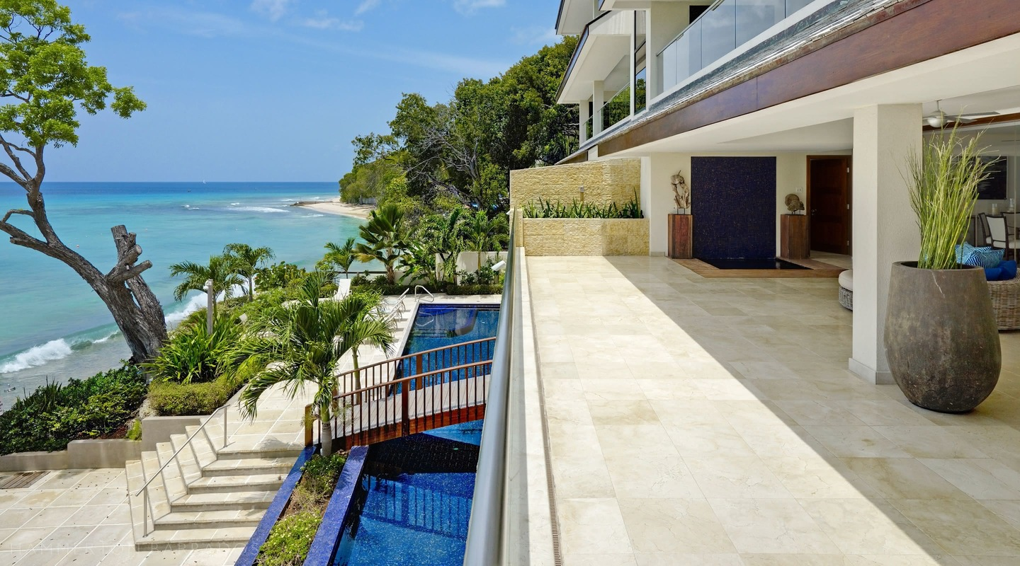 Portico 1 villa in Prospect Beach, Barbados