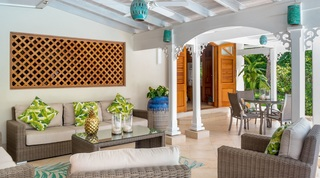 Rock Ridge villa in Gibbs, Barbados