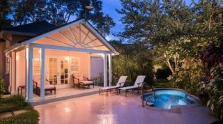 Sandalwood House villa in Sandy Lane Estate, Barbados