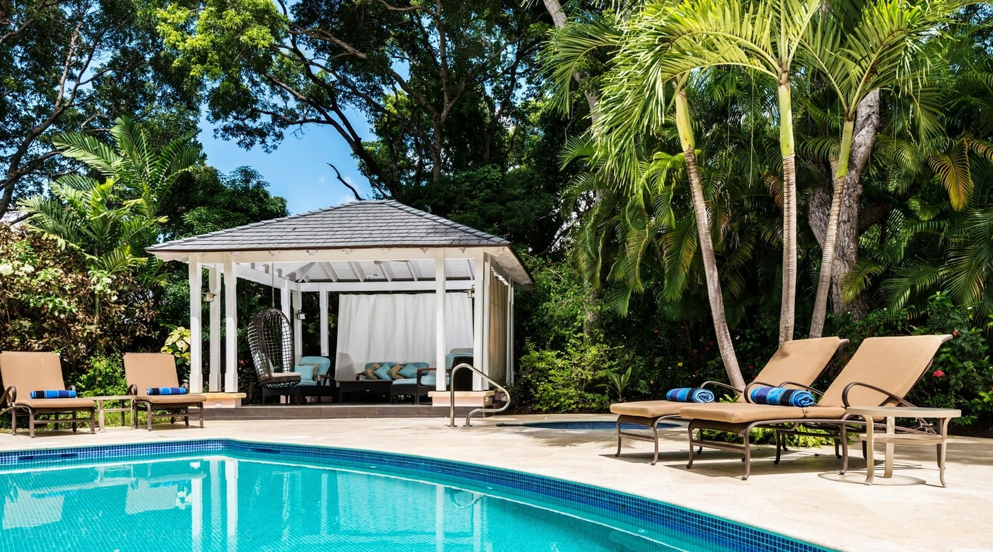Sandalwood House villa in Sandy Lane Estate, Barbados