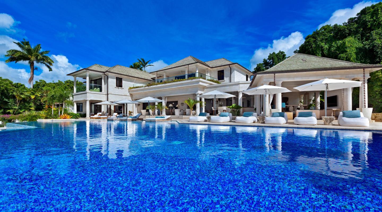 Sanzaru villa in Sandy Lane, Barbados