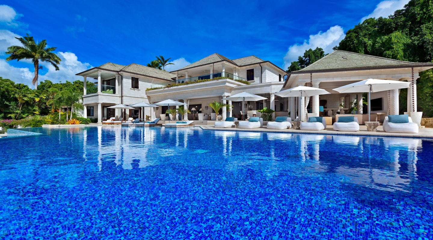 Sanzaru villa in Sandy Lane, Barbados