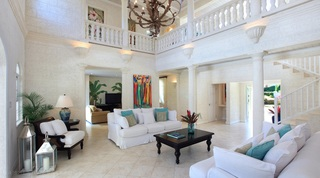 Saramanda villa in Sandy Lane, Barbados