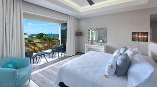 Seaduced villa in Royal Westmoreland, Barbados