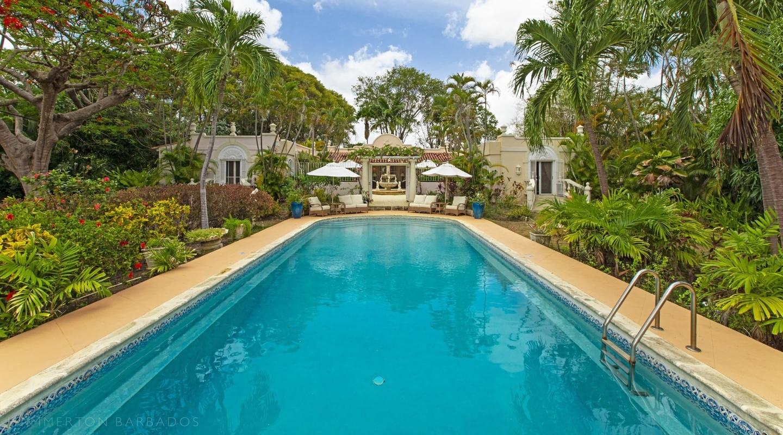 Shangri La villa in Polo Ridge, Barbados