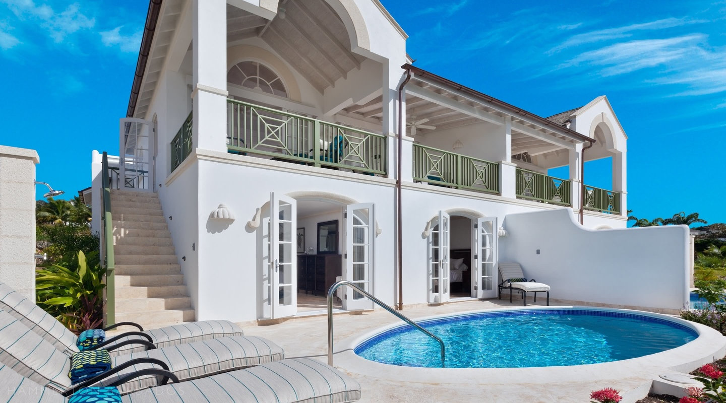 Sugar Cane Ridge 12 villa in Royal Westmoreland, Barbados