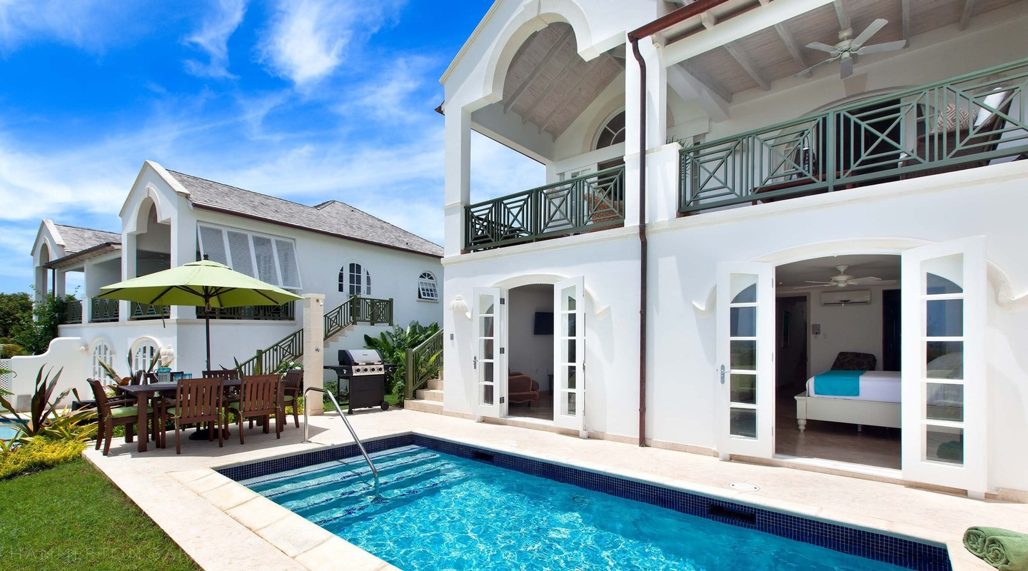 Sugar Cane Ridge 2 - Coral Blu villa in Royal Westmoreland, Barbados