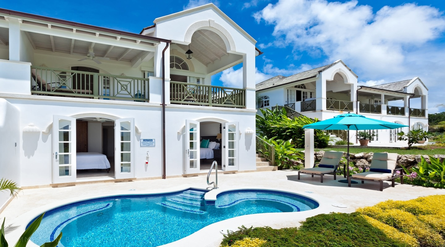 Sugar Cane Ridge 20 - Cherry Red villa in Royal Westmoreland, Barbados