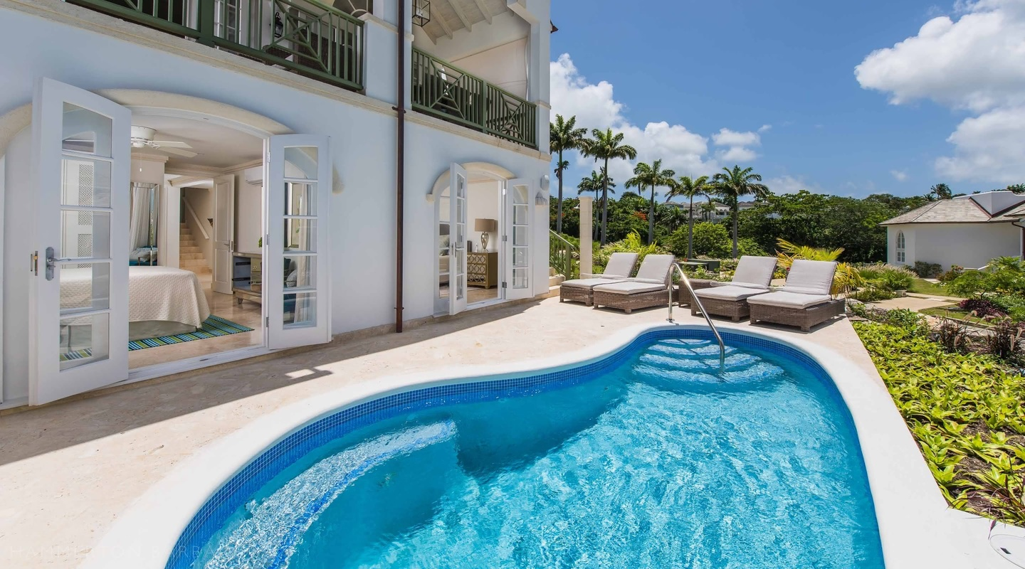 Sugar Cane Ridge 9 villa in Royal Westmoreland, Barbados