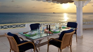 Sunset Reach villa in Mullins, Barbados