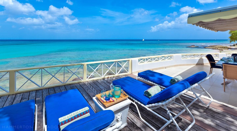 Sunset Reach villa in Mullins, Barbados
