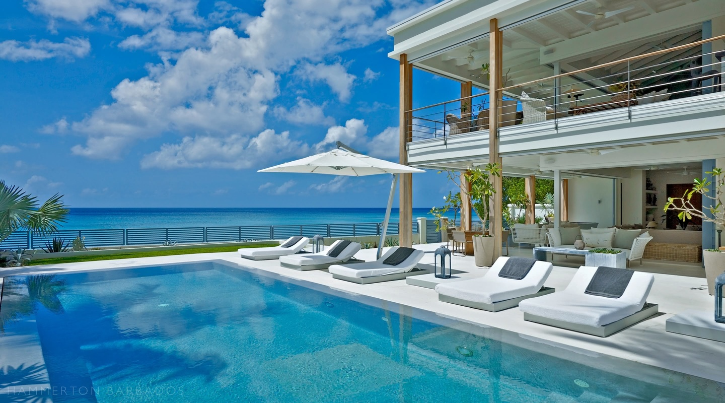 The Dream villa in The Garden, Barbados