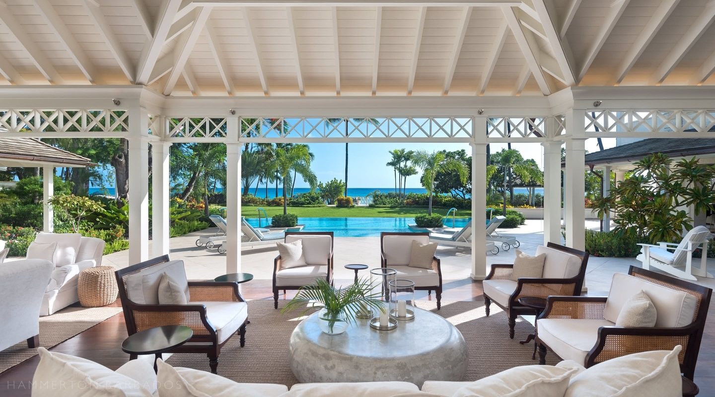 The Great House villa in Turtle Beach, Barbados