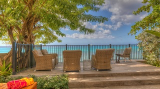 The Reef villa in Batts Rock Bay, Barbados