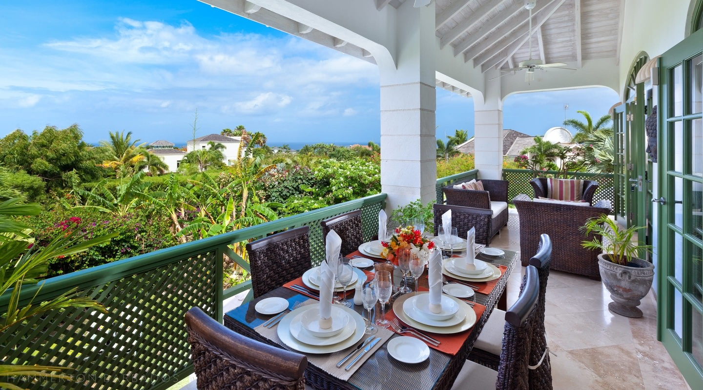 The Summer House villa in Sugar Hill, Barbados