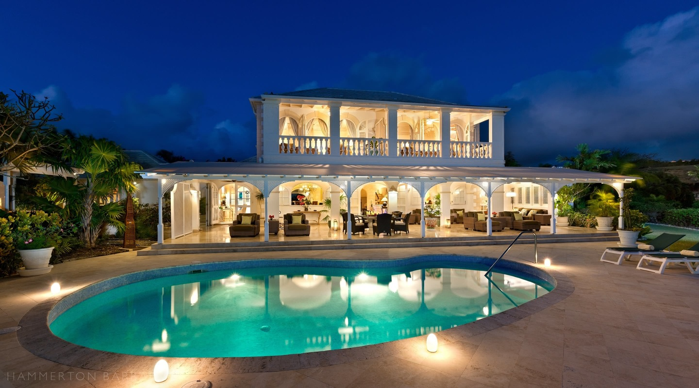 Tradewinds Villa villa in Royal Westmoreland, Barbados