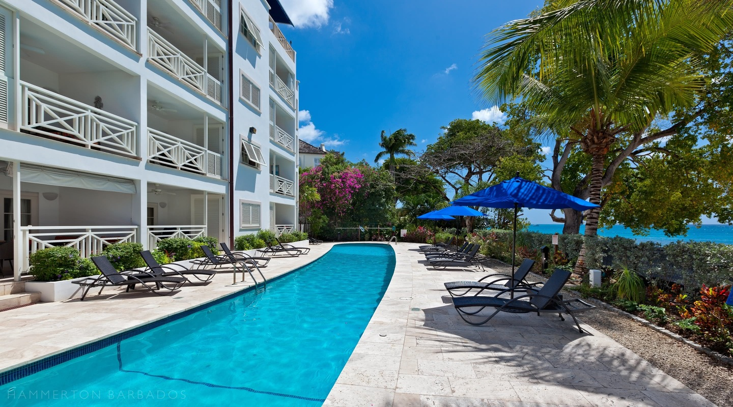 Waterside 402 villa in Paynes Bay, Barbados