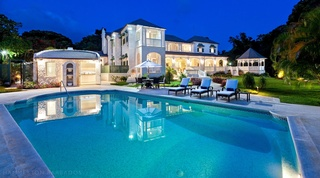 Windward villa in Sandy Lane, Barbados
